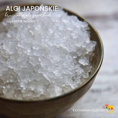 ALGI JAPOŃSKIE (algi wodne)
